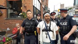 Pastor David Lynn Arrested for Preaching in LGBT Community