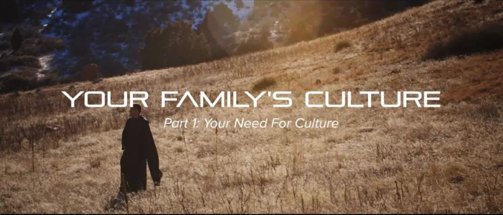 Your Family's Culture (6-part series, 54 minutes)