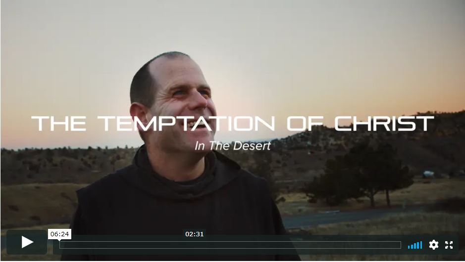 The Temptation of Christ (5-part series, 30 minutes)