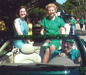 Anne Schlafly Cori and Phyllis Schlafly