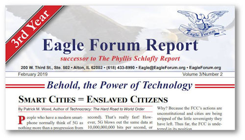 February 2019 Eagle Forum Report