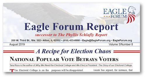 Eagle Forum - Pro-life • Religious Liberty • Border Security