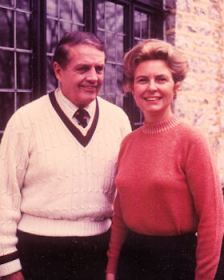 Fred & Phyllis Schlafly