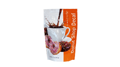 Donut Shop Blend Decaf Bag
