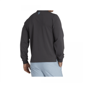 Athletic Fit – Brushed Back Pique Sport Mid Layer