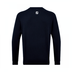 Wool Blend Lined Pullover