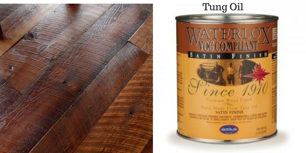 Best Tung Oil For Wood