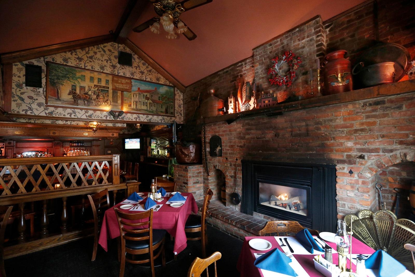 The Eagle House Williamsville NY  Restaurant Bar