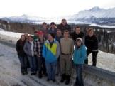 Our entire Alaska team