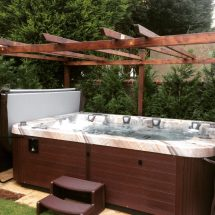In-spa-ration. 14 Of Hot Tub Installation