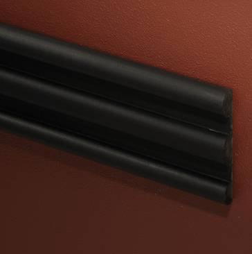 Efender Rubber Chair Rail Wall Guard  Eagle Mat