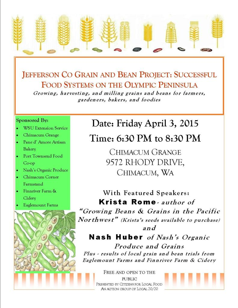 Bean and grain conference 4-2015 flyer -final
