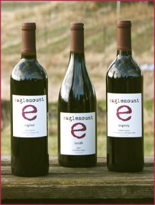 Eaglemount Red Wine