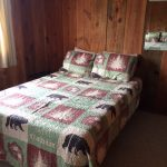 Cabin 11 - double bed