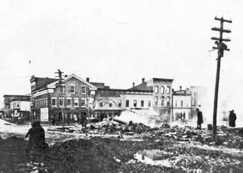 Baldwinsville History Mystery: April 7, 2021