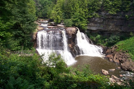 Blackwater Falls West Virginia