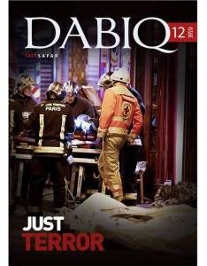 Another Dabiq cover