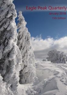 Eagle Peak Quarterly January 2018 cover