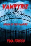 Cover for book, Vampyrie