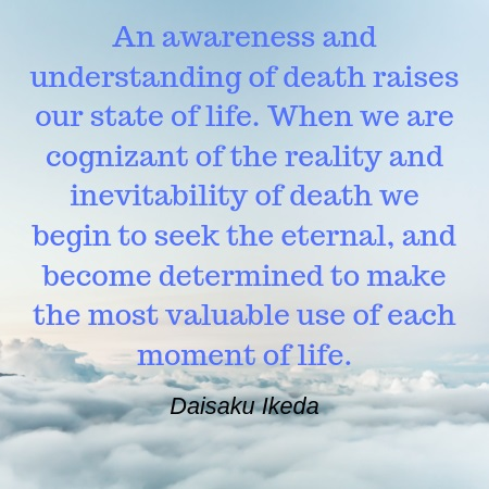 Quote by Daisaku Ikeda
