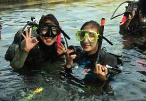 Try Scuba with Day Tour