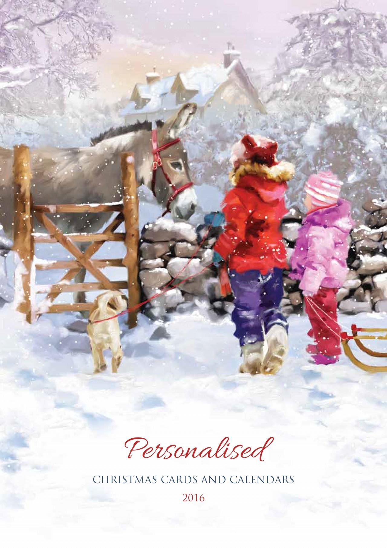 Eagle Printers Professional Printing Services Christmas