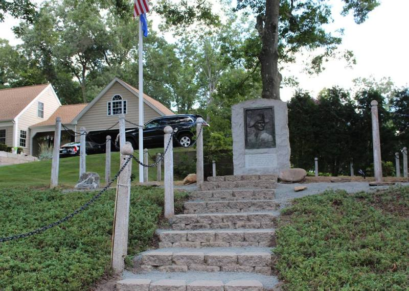 Rochambeau Monument Restoration