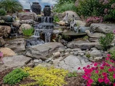 landscape water features renton