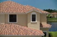 Medium Concrete Roof Tile - Eagle Roofing