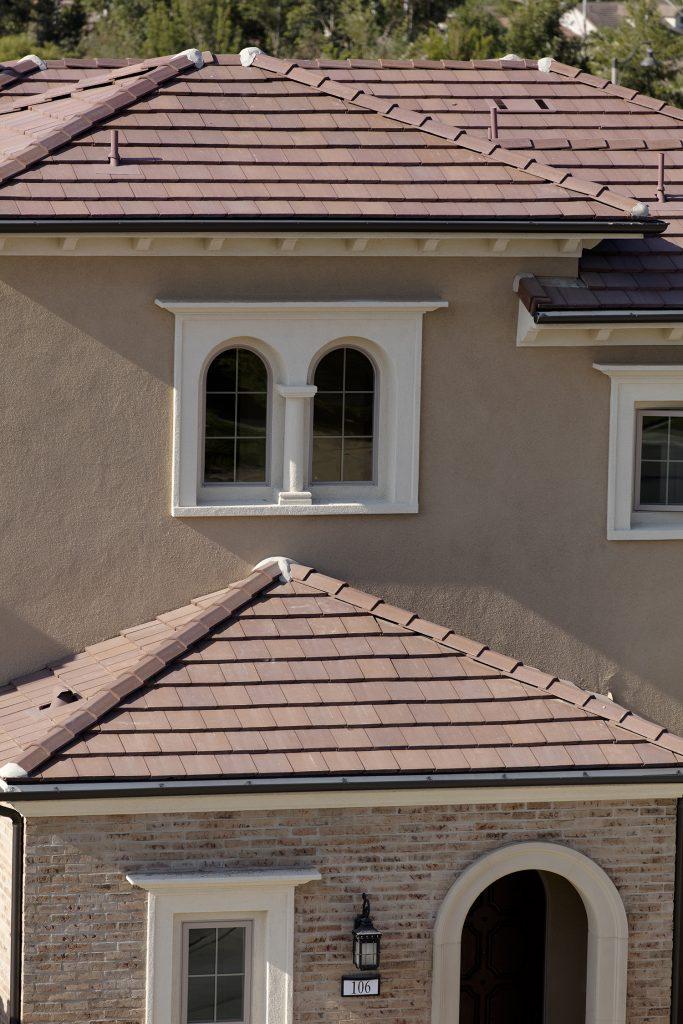 modernizing terracotta roof tiles