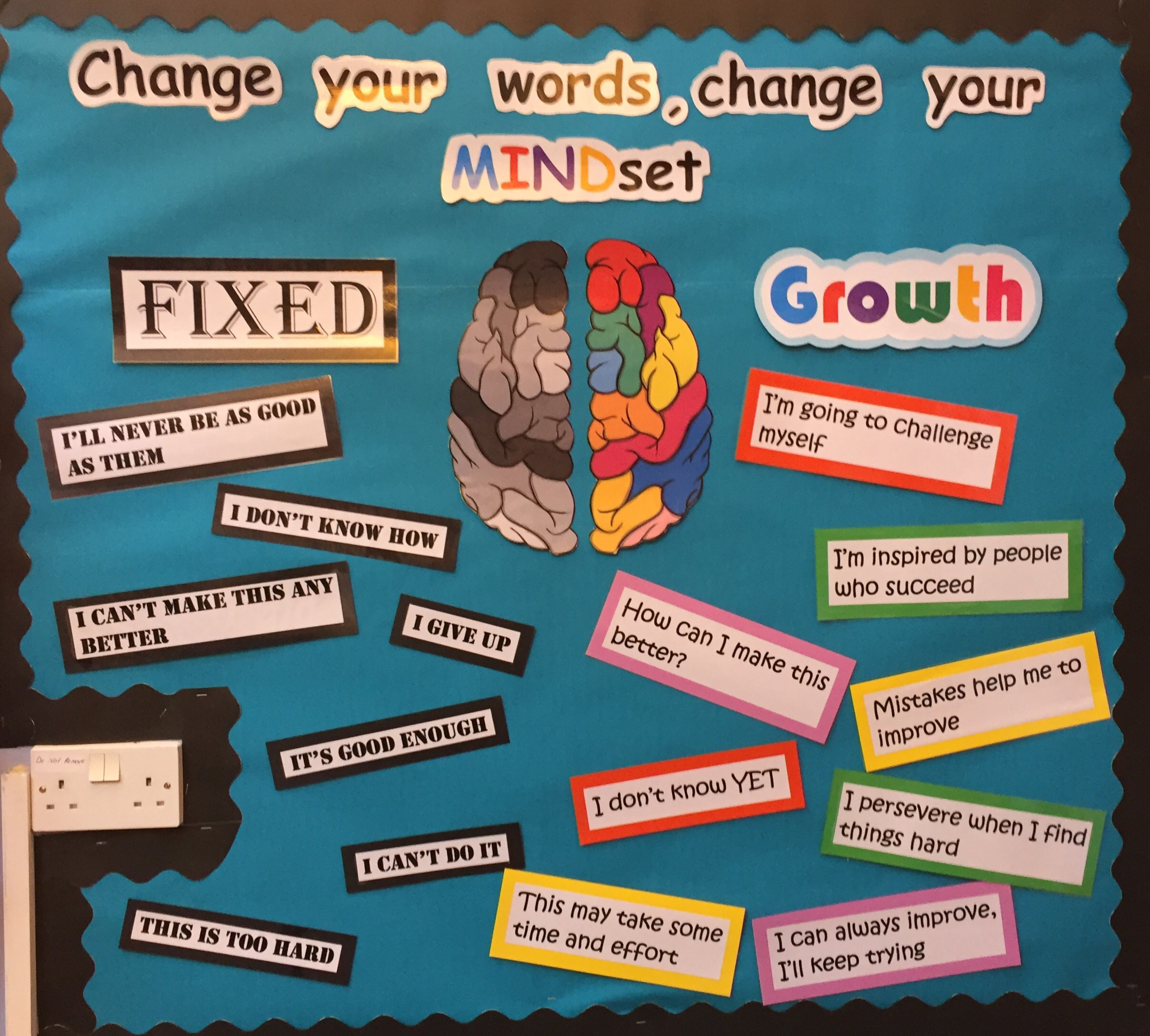 Change Your Words Change Your Mindset Eagles Class Blog