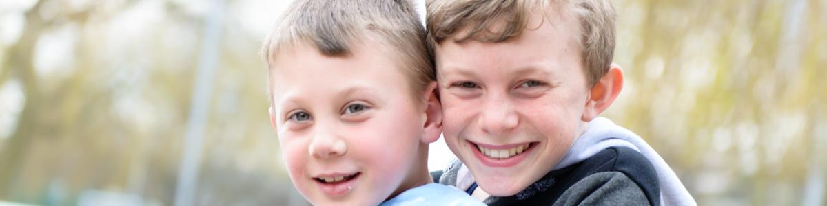 Boys at Loughborough