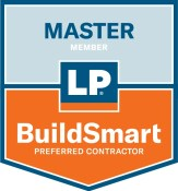 LP BuildSmart status logo