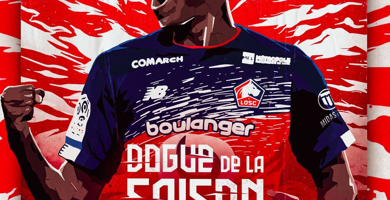 Victor Osimhen Named As Losc Lille Player Of The Season Eaglestracker