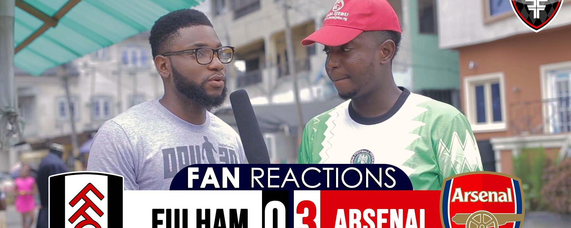Fulham 0-3 Arsenal Fan Reactions