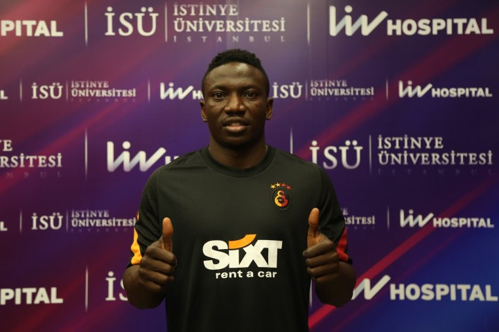 Oghenekaro Etebo joins Galatasaray