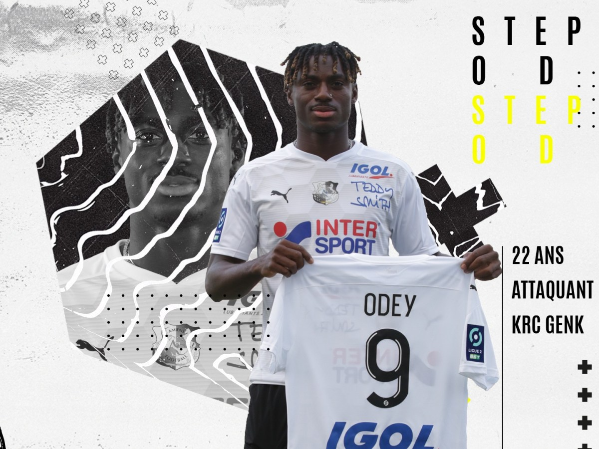 Stephen Odey joins Amiens SC