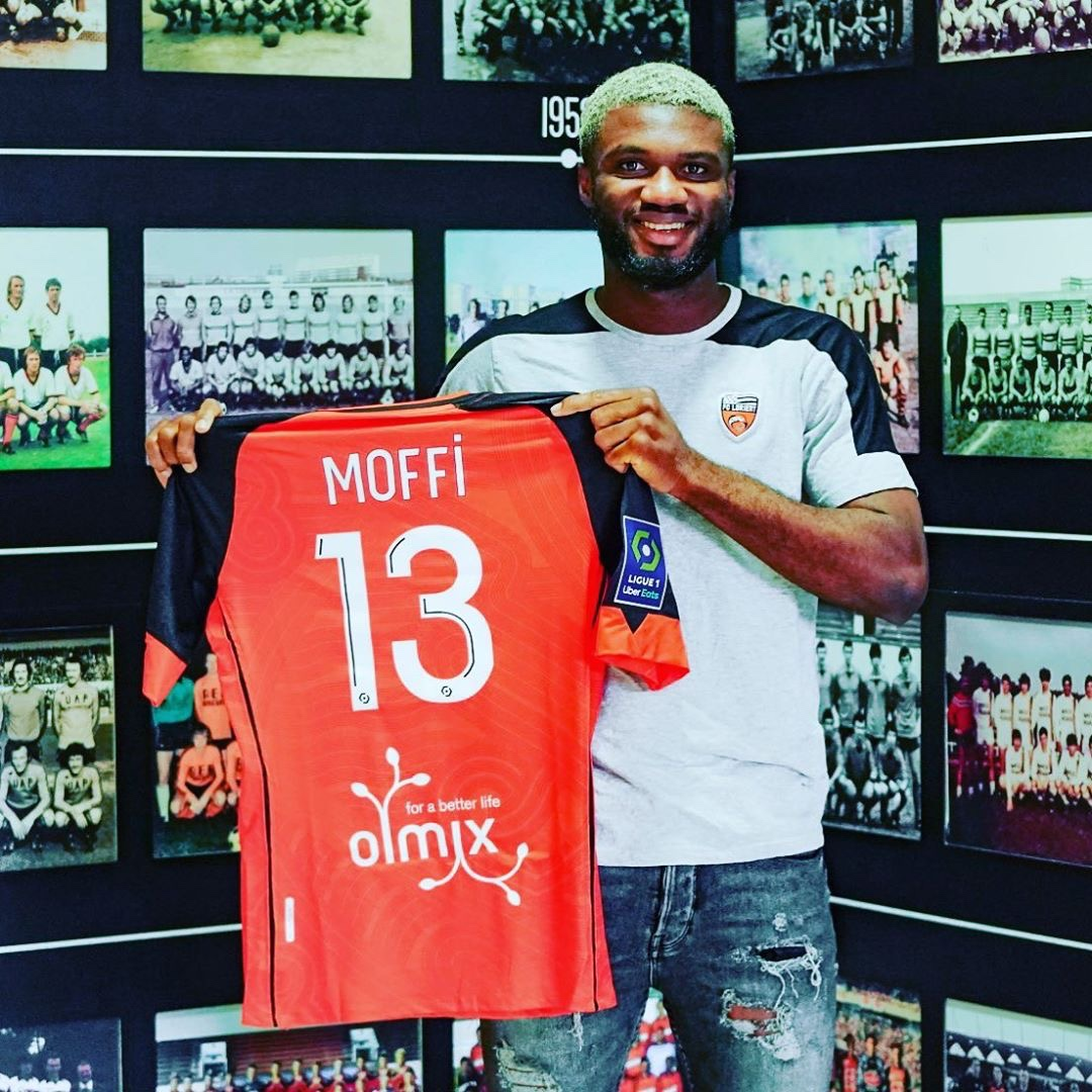 Terem Moffi Joins Fc Lorient On A Four Year Deal Eaglestracker