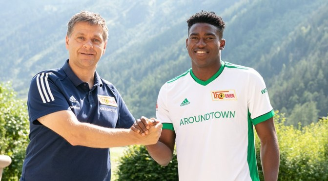Taiwo Awoniyi joins Union Berlin on a permanent transfer from Liverpool