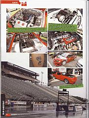 Modified.com magazine page featuring my car!