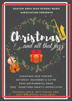 Christmas...and all that jazz poster image