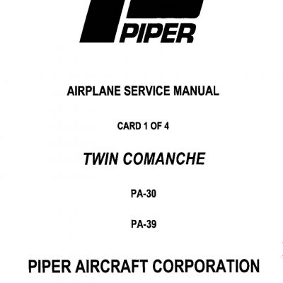 Rockwell Commander 114/A Maintenance Manual