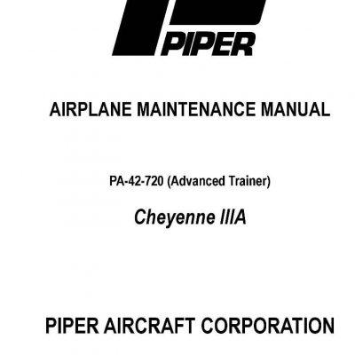 Rockwell Commander 112/B/TC/TCA Maintenance Manual