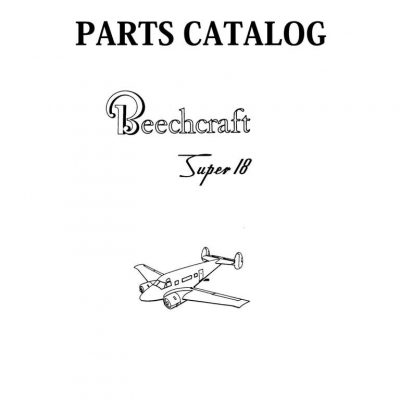 Beechcraft Bonanza 36, A36, A36TC & B36TC Parts Catalog