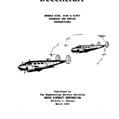 Beechcraft Duchess 76 Pilot's Operating Handbook and FAA