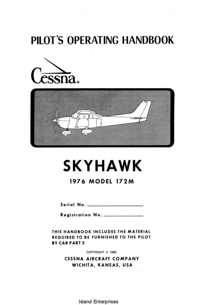 55d5c3dcb07 Cessna 172 owners manual pilot operating handbook