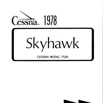 Cessna 172 POH & Owners Manual Archives