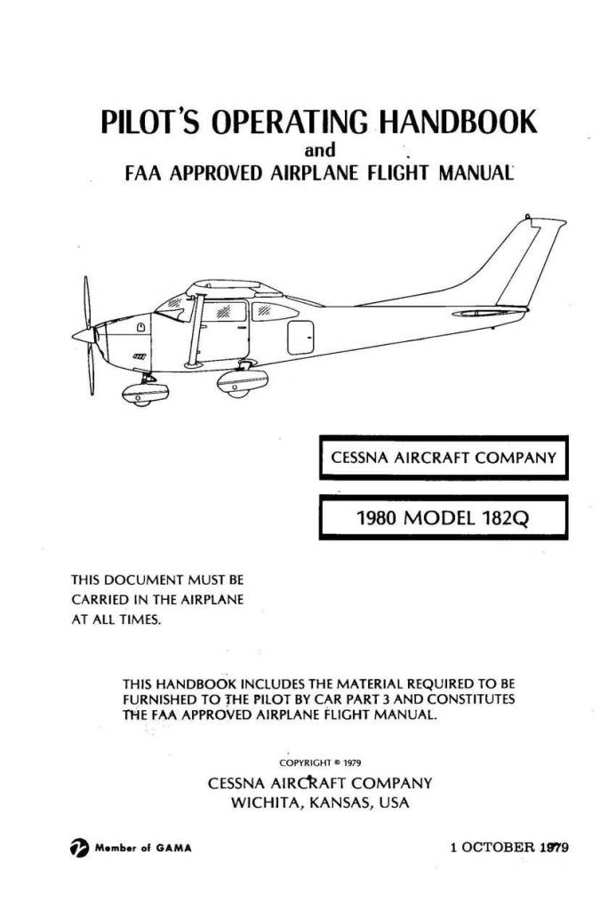 1979 Cessna 172n Poh Ebook