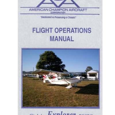 Ce 550 Flight Manual