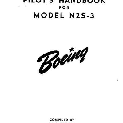 Boeing Pilot's Handbook Archives